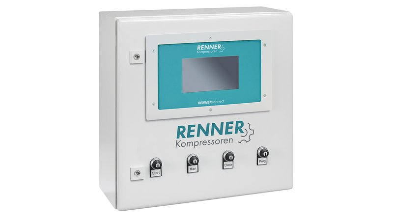RENNERconect control-system