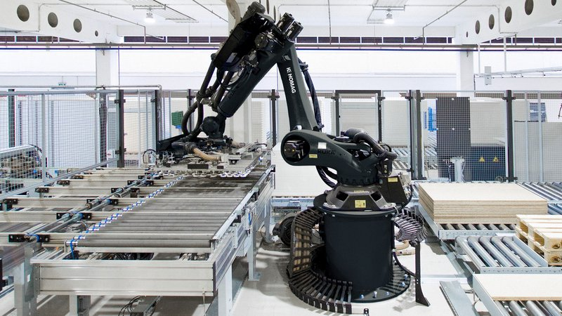 Automation and Robotics | HOMAG