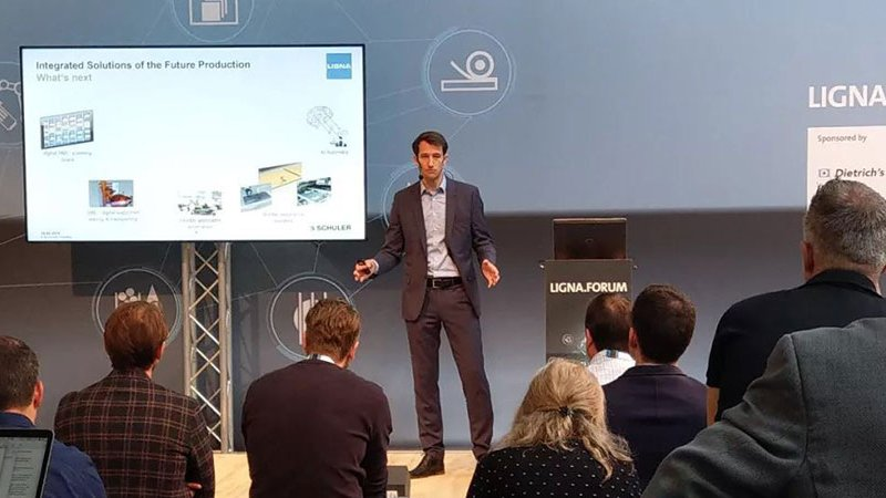 Our LIGNA.Forum talk about the future of the furniture industry | SCHULER Consulting