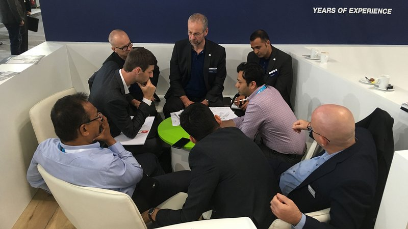 Ongoing project discussions with international customers | SCHULER Consulting